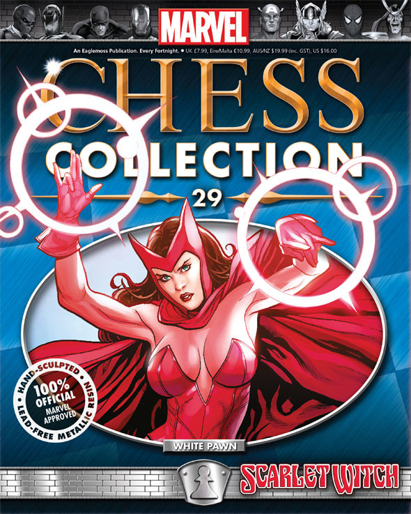 Marvel Chess Collection Vol 1 29