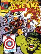 Marvel Super Heroes Secret Wars (UK) Vol 1 2