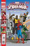 Marvel Universe Ultimate Spider-Man Vol 1 11