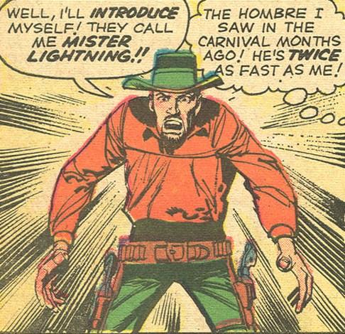 Mister Lightning (Earth-616)