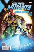 New Mutants Dead Souls Vol 1 1