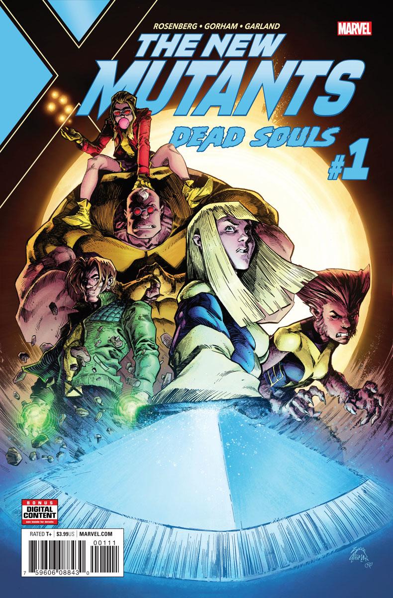 New Mutants: Dead Souls Vol 1 1