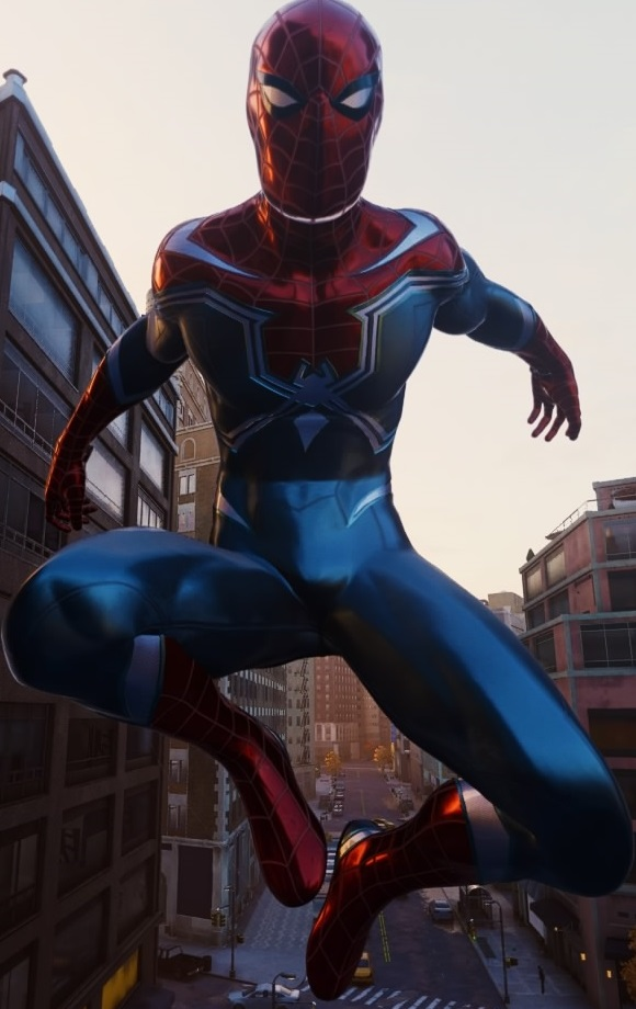 Spider-Man's Resilient Suit