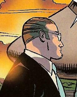 Pierce McPherson (Earth-616)