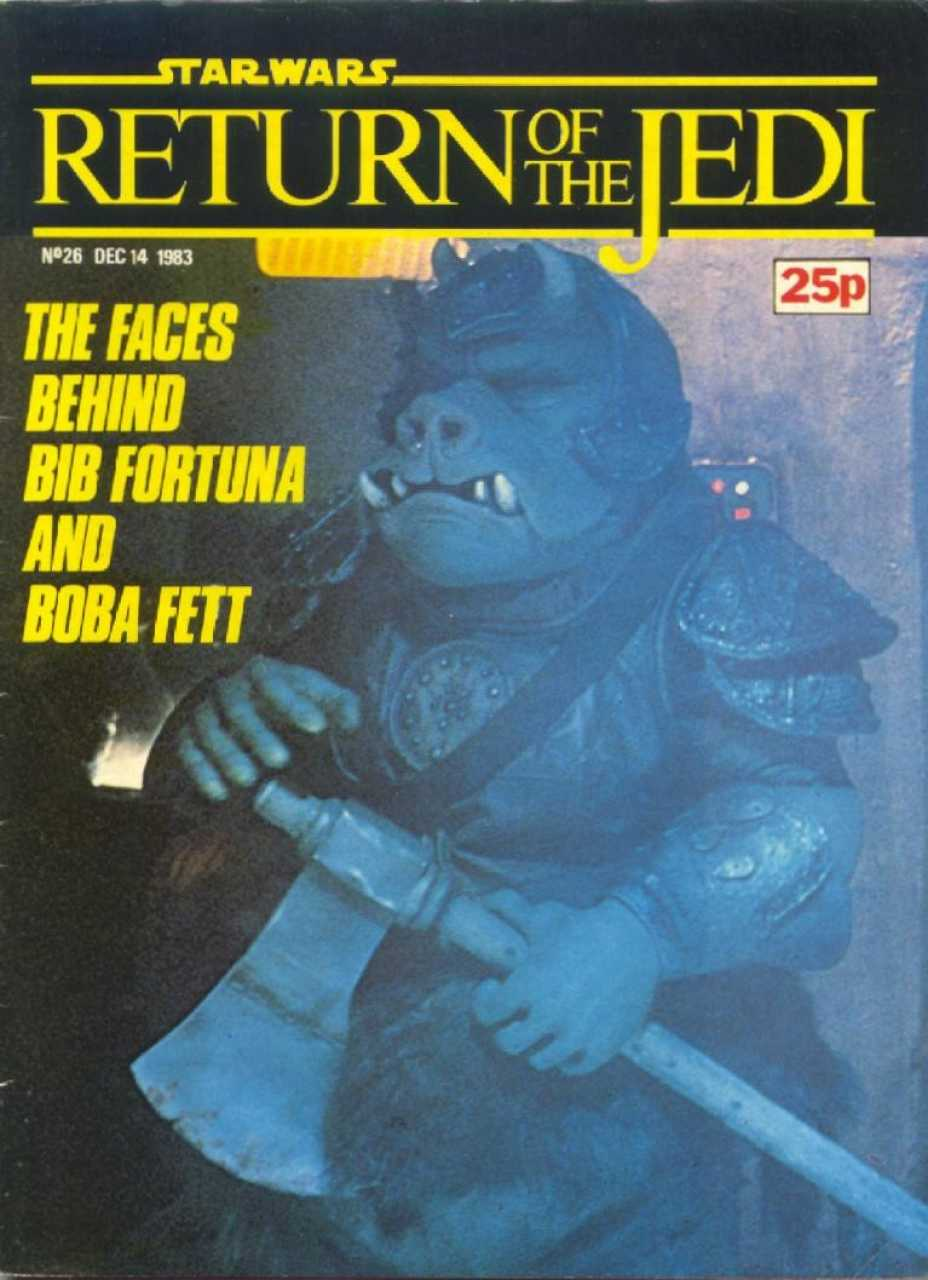 Return of the Jedi Weekly (UK) Vol 1 26