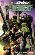 Savage Avengers TPB Vol 1 2 To Dine with Doom