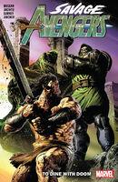 Savage Avengers TPB Vol 1 2 To Dine with Doom