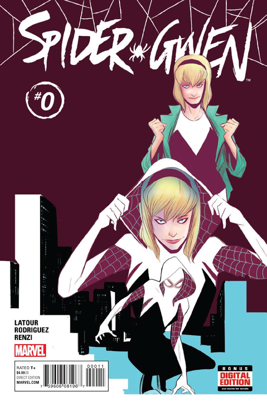 Spider-Gwen Vol 2
