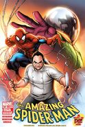 Spider-Man A Meal to Die For Vol 1 1