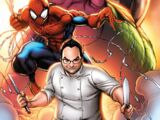 Spider-Man: A Meal to Die For Vol 1 1