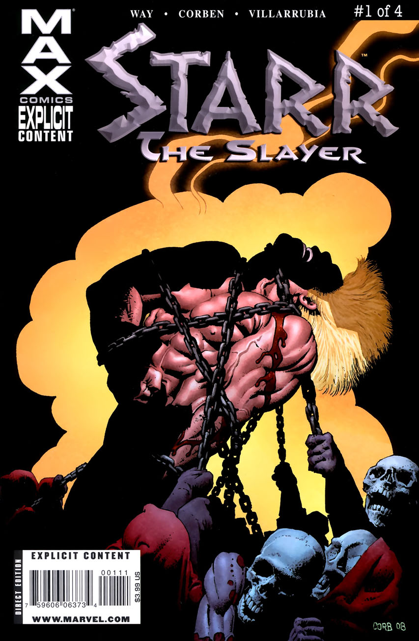 Starr the Slayer Vol 1