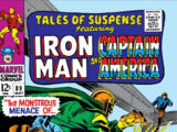 Tales of Suspense Vol 1 89