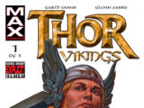Thor: Vikings Vol 1 1
