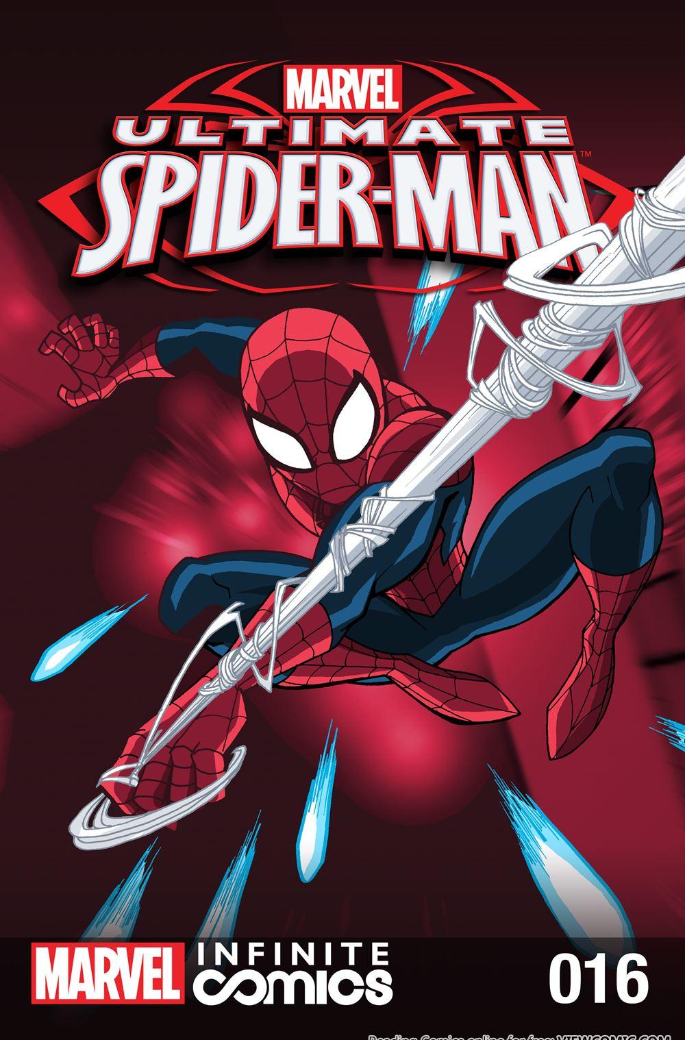 Ultimate Spider-Man Infinite Comic Vol 1 16