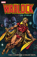 Warlock by Jim Starlin The Complete Collection Vol 1 1