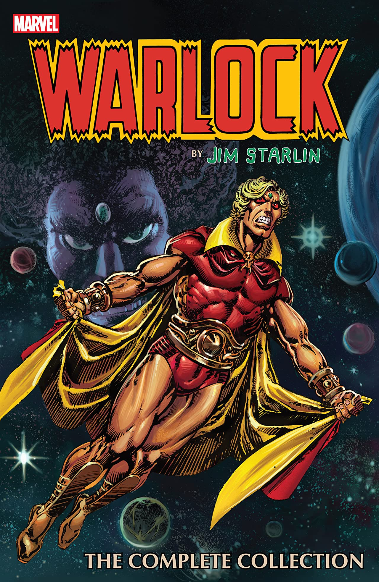 Warlock by Jim Starlin: The Complete Collection Vol 1 1