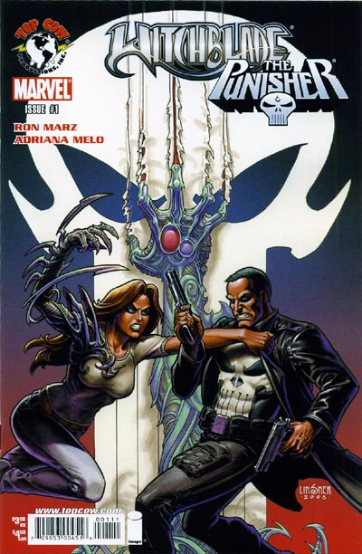 Witchblade/Punisher Vol 1