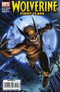 Wolverine First Class Vol 1 10