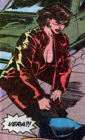Vera Cantor (Earth-616)