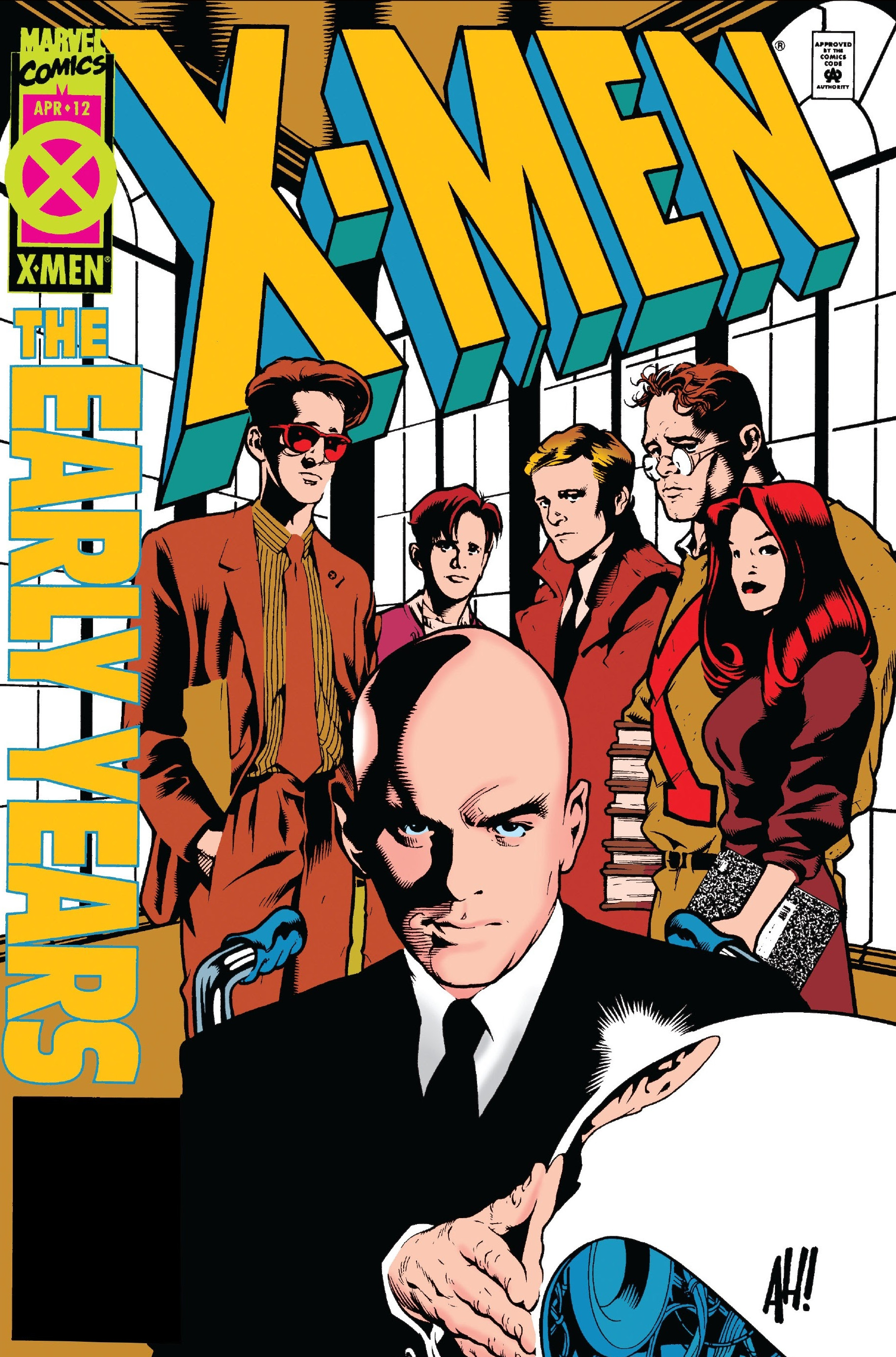 X-Men: The Early Years Vol 1 12