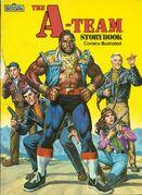 A-Team Storybook Comics Illustrated Vol 1 1