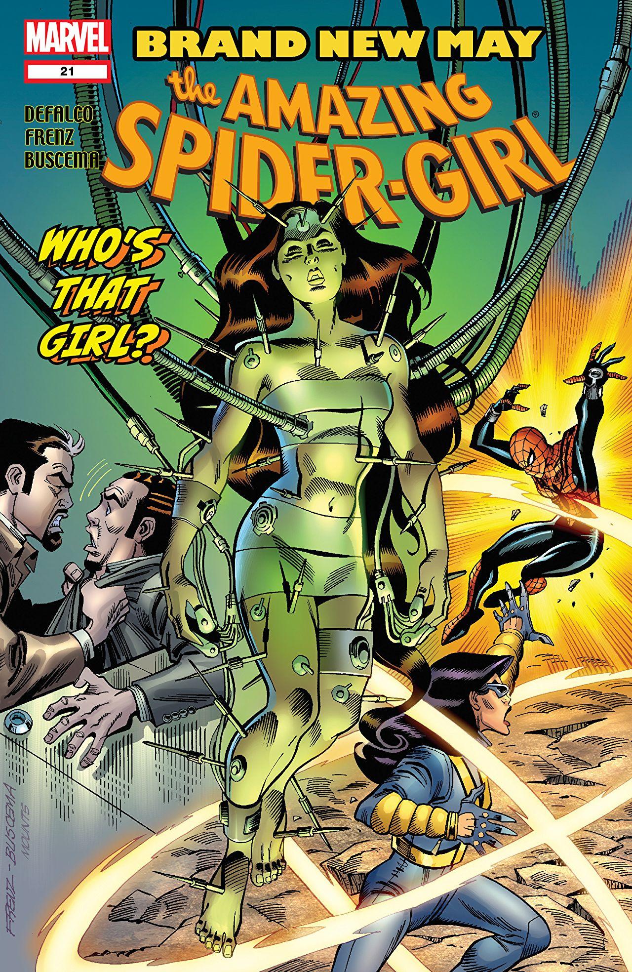 Amazing Spider-Girl Vol 1 21