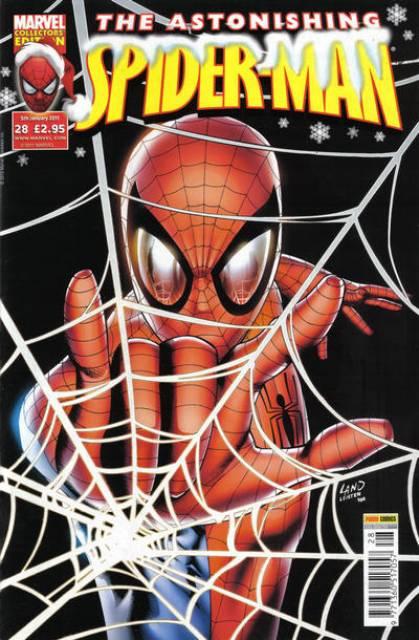 Astonishing Spider-Man Vol 3 28