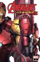 Avengers Tech-On Vol 1 1