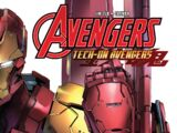 Avengers: Tech-On Vol 1 1