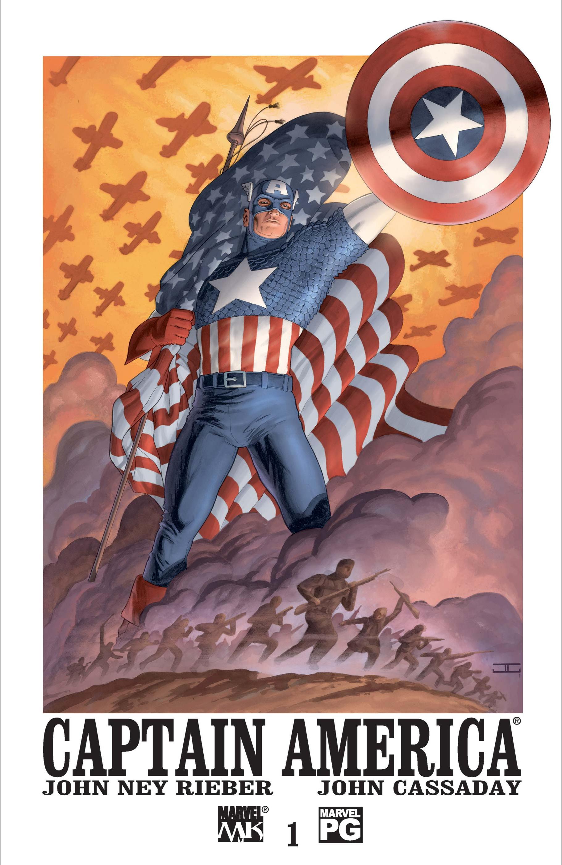 Captain America Vol 4