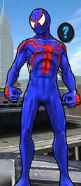 Classic Blood Spider from Spider-Man Unlimited (Video Game) 0001.jpg