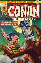 Conan the Barbarian Vol 1 38
