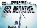 Dark Reign: Mister Negative Vol 1 1