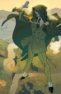 Doombot (Avenger) (Earth-616) from Runaways Vol 5 8 001