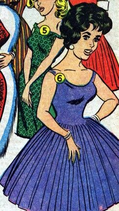 Elizabeth Taylor (Earth-616) from Patsy and Hedy Vol 1 86 0001.jpg