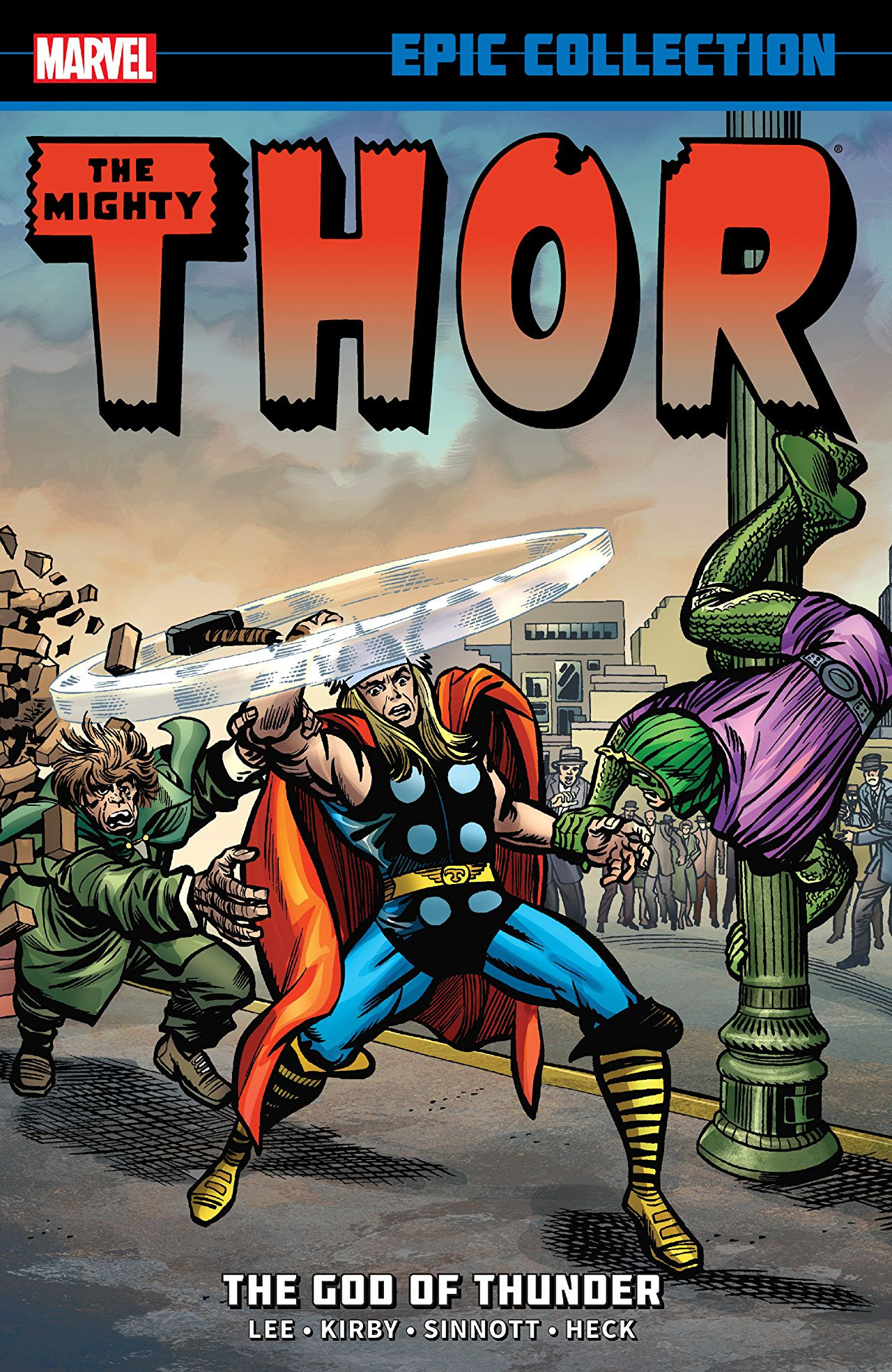 Epic Collection: Thor Vol 1