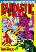 Fantastic Four (UK) Vol 1 27