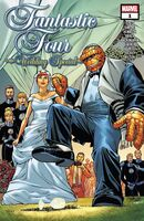 Fantastic Four Wedding Special Vol 1 1