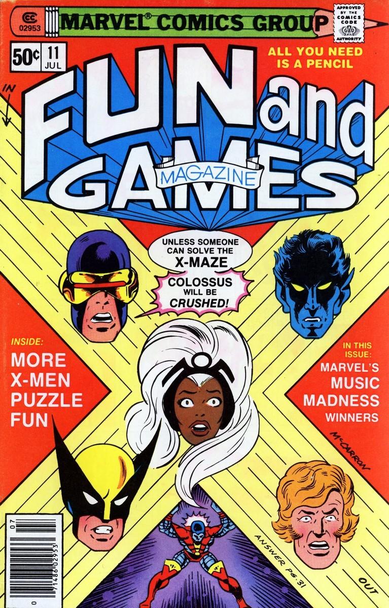 Fun and Games Magazine Vol 1 11