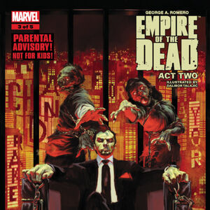 George Romero's Empire of the Dead Act Two Vol 1 3.jpg