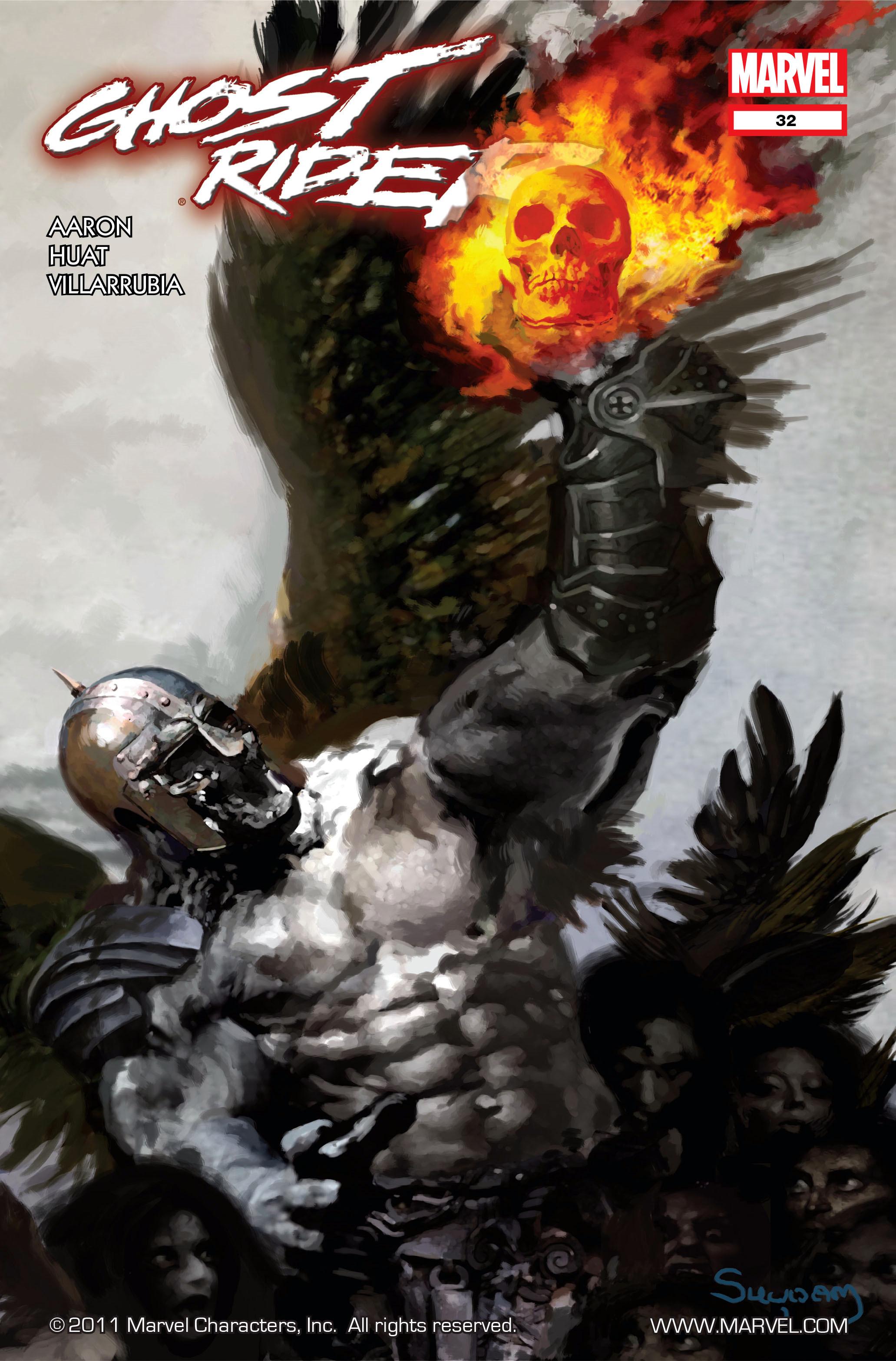 Ghost Rider Vol 6 32