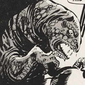 Gila Monster (Mutant) (Earth-616)