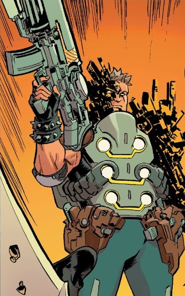 James Madrox (Cable) (Earth-616)