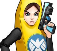 Maria Hill (Earth-TRN562) from Marvel Avengers Academy 004