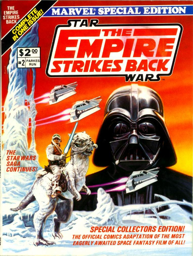 Marvel Special Edition Featuring Star Wars: The Empire Strikes Back Vol 1 2