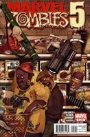 Marvel Zombies 5 Vol 1 5