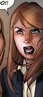 Melissa Bowen (Earth-1610) Cataclysm Ultimate Spider-Man Vol 1 2.jpg