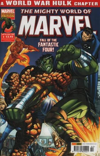 Mighty World of Marvel Vol 4 2