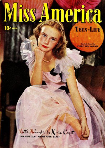 Miss America Magazine Vol 3 2