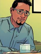 Mr. Lafayette (Earth-616) from Moon Girl and Devil Dinosaur Vol 1 1 001